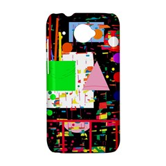 Colorful facroty HTC Desire 601 Hardshell Case