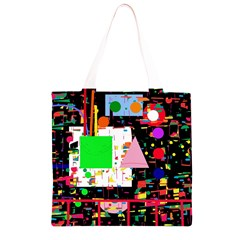 Colorful facroty Grocery Light Tote Bag