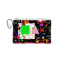 Colorful facroty Canvas Cosmetic Bag (S)