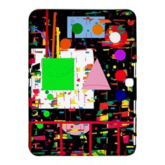 Colorful facroty Samsung Galaxy Tab 4 (10.1 ) Hardshell Case