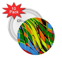 Jungle 2.25  Buttons (10 pack)