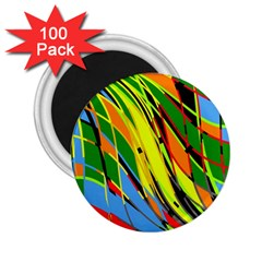 Jungle 2.25  Magnets (100 pack)