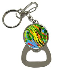 Jungle Bottle Opener Key Chains