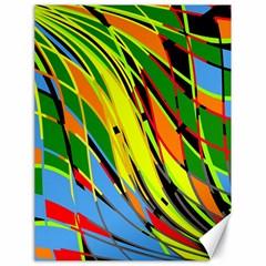 Jungle Canvas 18  x 24