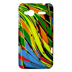 Jungle HTC Radar Hardshell Case