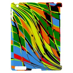 Jungle Apple iPad 2 Hardshell Case (Compatible with Smart Cover)