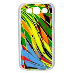 Jungle Samsung Galaxy S III Case (White)