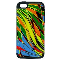 Jungle Apple iPhone 5 Hardshell Case (PC+Silicone)