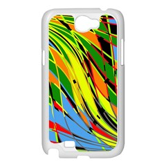 Jungle Samsung Galaxy Note 2 Case (White)