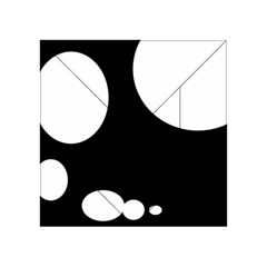Black and white moonlight Acrylic Tangram Puzzle (4  x 4 )