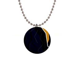 Digital abstraction Button Necklaces