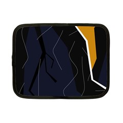 Digital abstraction Netbook Case (Small)