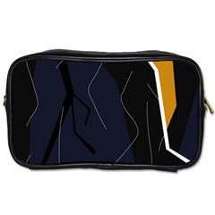 Digital abstraction Toiletries Bags 2-Side