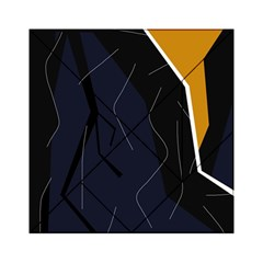 Digital abstraction Acrylic Tangram Puzzle (6  x 6 )