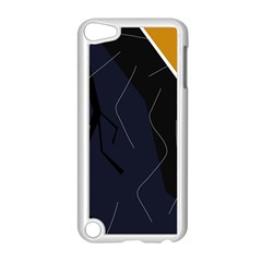Digital abstraction Apple iPod Touch 5 Case (White)