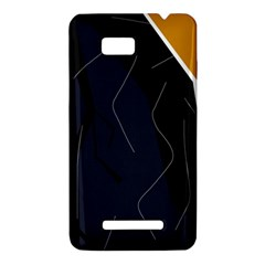 Digital abstraction HTC One SU T528W Hardshell Case