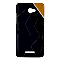 Digital abstraction HTC Butterfly X920E Hardshell Case