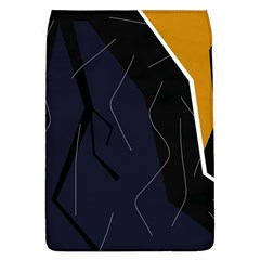 Digital abstraction Flap Covers (L)