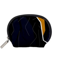 Digital abstraction Accessory Pouches (Small)