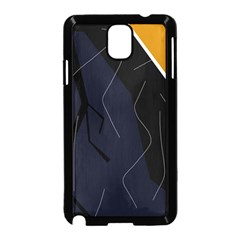 Digital abstraction Samsung Galaxy Note 3 Neo Hardshell Case (Black)