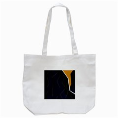 Digital abstraction Tote Bag (White)