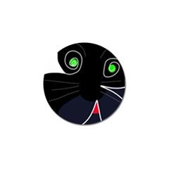 Big cat Golf Ball Marker