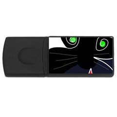 Big cat USB Flash Drive Rectangular (4 GB)