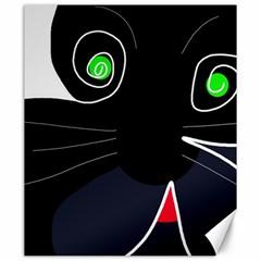 Big cat Canvas 20  x 24