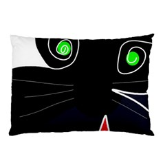 Big cat Pillow Case (Two Sides)