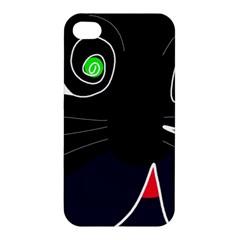 Big cat Apple iPhone 4/4S Hardshell Case