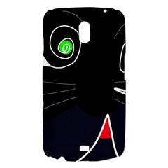 Big cat Samsung Galaxy Nexus i9250 Hardshell Case