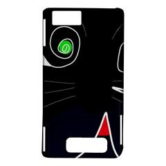 Big cat Motorola DROID X2
