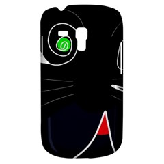 Big cat Samsung Galaxy S3 MINI I8190 Hardshell Case