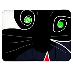 Big cat Samsung Galaxy Tab 7  P1000 Flip Case