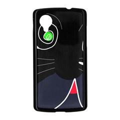Big cat Nexus 5 Case (Black)