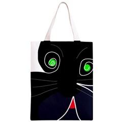 Big cat Classic Light Tote Bag