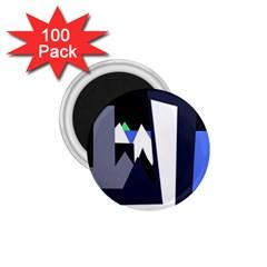 Glacier 1.75  Magnets (100 pack)