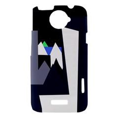 Glacier HTC One X Hardshell Case