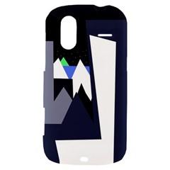 Glacier HTC Amaze 4G Hardshell Case