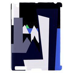 Glacier Apple iPad 2 Hardshell Case (Compatible with Smart Cover)