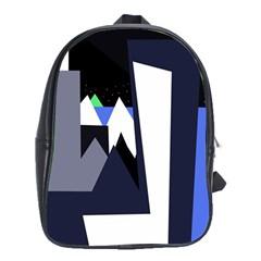 Glacier School Bags (XL)