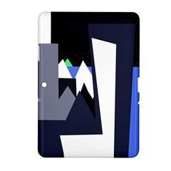 Glacier Samsung Galaxy Tab 2 (10.1 ) P5100 Hardshell Case