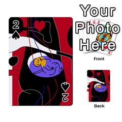 Love Playing Cards 54 Designs