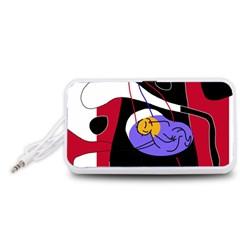 Love Portable Speaker (White)