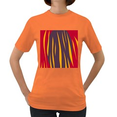 Fire Women s Dark T-Shirt
