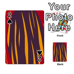 Fire Playing Cards 54 Designs