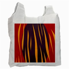 Fire Recycle Bag (Two Side)
