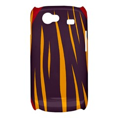 Fire Samsung Galaxy Nexus S i9020 Hardshell Case
