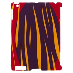 Fire Apple iPad 2 Hardshell Case (Compatible with Smart Cover)