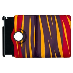 Fire Apple iPad 2 Flip 360 Case